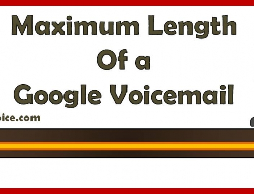 how to change google voice voicemail